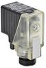 Pneumatic Solenoid Valve Connector: 11mm DIN style plug -- SC11-LS24-0