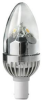 4W Clear Candle E14 2700K -- 245421