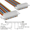 D-Sub Cables -- M7OOK-2510R-ND -Image