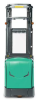 Electric Narrow Aisle Forklift -- EOP15N - Image