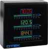 Loop, Signal or Externally Powered Digital and Analog Replacement Meter -- NTM-A