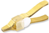 Gold Plated Kelvin Clip -- BU-78K