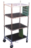 HorizontalStack PCB Transport Cart -- F9051