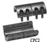 CPC2:Two-Piece Clamp Style Rigid Coupling with Keyway -- View Larger Image