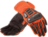Ansell Activarmr 97-200 Red 10 Goatskin Leather Heat-Resistant Glove - 076490-12130 -- 076490-12130
