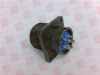 AMPHENOL 97-3102A-18-20S ( CIRCULAR CONNECTOR, RECEPTACLE, SIZE 18, 5 POSITION, BOX; PRODUCT RANGE:97 SERIES; CIRCULAR CONNECTOR SHELL STYLE:BOX MOUNT RECEPTACLE; NO. OF CONTACTS:5CONTACTS; CIRCULA... -- View Larger Image
