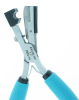 Excelta Two Star Cable / Tubing Cutter Shear Stainless Steel Shear Cutting Plier 2922-14 - 5 in Length - Foam Cushion Grip -- EXCELTA 2922-14