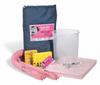 PIG HazMat Spill Kit in Stowaway Bag -- KIT306