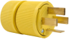 Gator Grip Plug, Yellow -- D1861 - Image