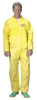 Andax Industries ChemMAX 1 C70110 Coverall - 4X-Large -- C-70110-SS-Y-4X -Image