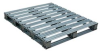 VESTIL Galvanized Steel Pallets -- 5846100
