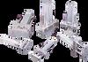 Series SCV Vertical Thruster Pneumatic Slides