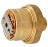 Viking Freedom Flat Concealed Pendent Sprinkler - Fusible Link - Sidewall -- VK480
