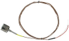 Magnetic Surface Thermocouple -- Series M