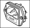 CONNECTOR, POWER ENTRY, PLUG, 10A -- 92N4151
