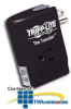 Tripp Lite Office Machine Direct Plug-In Surge Suppressor -- TRAVELER