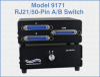 Hi Speed Rugged ST Fiber-to-RS485/422/232 Converter, Conformal Coated Board -- Model 4159CC