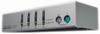 4 Port Mini Desktop KVM Switch including Cables -- CS-84AC - Image