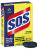 S.O.S® Steel Wool Soap Pads -- CL-88320