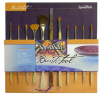 SPEEDBALL BRUSH-TOOL MASTER SET -- X40592