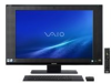 VAIO LV250J/B C2D 2.80G 4GB/500GB BLURAY 24.0 VHP BLACK ALL IN ONE -- VGCLV250J/B