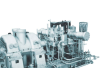 Double Flow Steam Turbines -- SDF series
