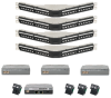 Intelligent Patching Hardware : Patch Panels -- PVQ-MIQPS96A
