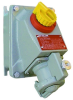 Pin and Sleeve Receptacle with Disconnect -- VSQ3034
