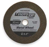 Wheel,Cut Off,Pk 2 -- 4LE31