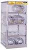 8 Cylinder Storage Locker - Horizontal -- CYL23003