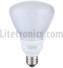 15-Watt Spiral-Lite Covered CFL R30 MED Frost Flood 2700K -- L-15527R30