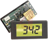 Indicator; Panel Meter Type; 4 mA; 5.6 V; Loop Powered; 0 to degC; 1.48 in. -- 70101349 - Image