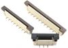 Flexible Printed Circuit / Flexible Flat Cable Connectors -- FPC/FFC 1.0mm Pitch Connectors