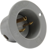 Flanged Inlet, Gray -- 5678SS -- View Larger Image