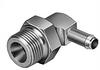 LCN-M3-PK-2-B Barbed L-fitting -- 30491
