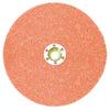3M Cubitron 785C Coated Aluminum Oxide Fibre Disc - Very Coarse Grade - 36 Grit - 4 1/2 in Diameter - 60719 -- 051111-60719 - Image