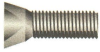 Clipped Head Plow Bolts