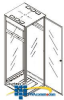 "Chatsworth Products 19"" Single Rack Enclosure with.. -- 11038 - Image"