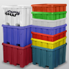 Bulk Containers With Forklift Entry -- 50109