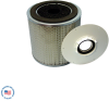 Primary Hepa Filter/Refillable Adsorption Module with Inner Core & 4 lbs. Carbon -- F-981-4A