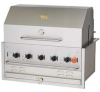 Built-In Grill,Natural Gas,5 Burners -- 12H002