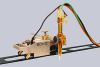 Lightweight Portable Carriage Cutter -- Ultra-Line™ - Image