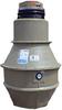 Duplex Grinder Pump Station (5000 GPD) -- DH272