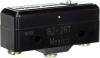 MICRO SWITCH BZ Series Premium Large Basic Switch, Single Pole Double Throw Circuitry, 15 A at 250 Vac, Pin Plunger Actuator, 2,5 N - 3,61 N [9 oz - 13 oz] Operating Force, Silver Contacts, Screw Term -- BZ-2RT -- View Larger Image