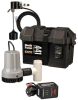 Battery Back-Up Emergency Sump Pump System -- Model 441 -- View Larger Image