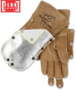 Flux Guard Premium Cowhide Stick Welding Gloves -- REV-580-MASTER