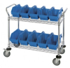 Bins & Systems - Quick Pick Bins (QP Series) - Utility Carts - WRC2-1836-1265 - Image