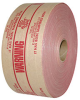 Water-Activated Tape - Red Alert -- 270 - Image