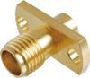 SMA Connectors, Semi-Rigid Cable, Solder Type Jacks -- SMA-2PJ-SX16 -Image