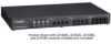 Modular Fiber Switch, 16-Port (with Rackmount Kit) -- LE1416A